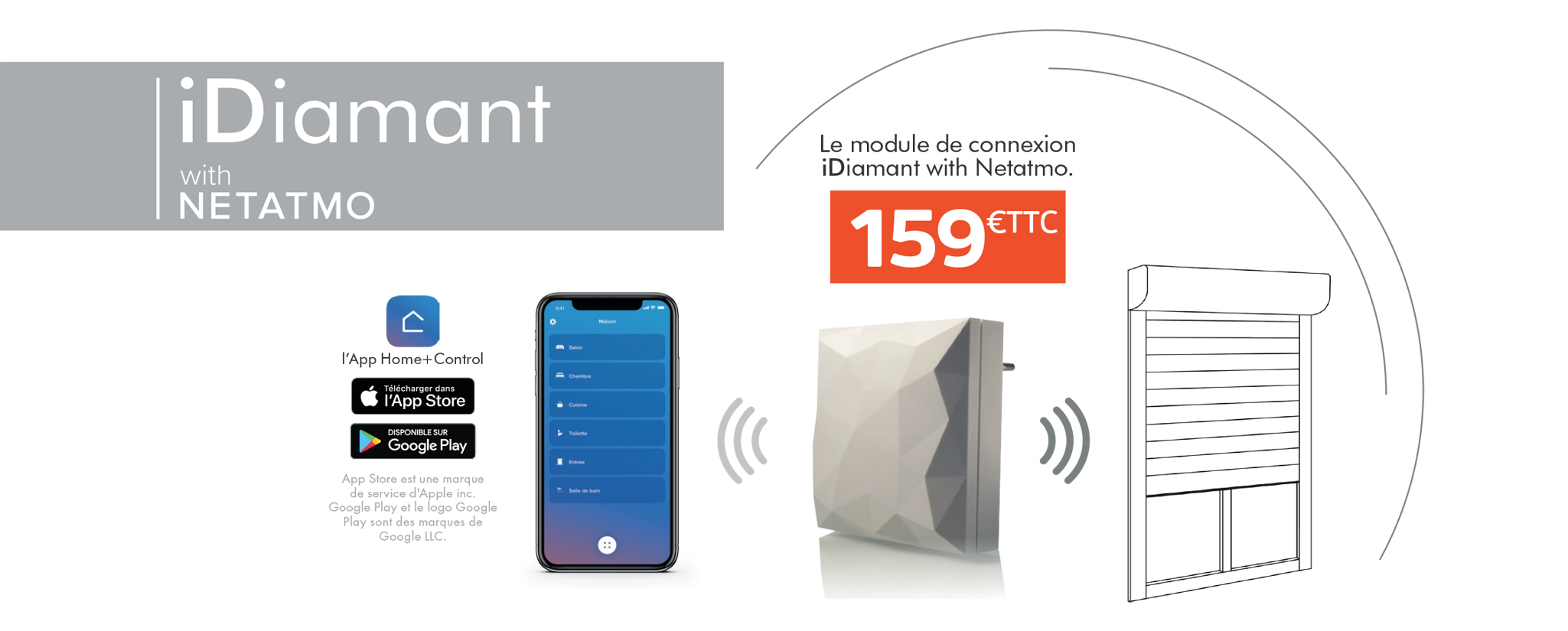 kit domotique iDiamant